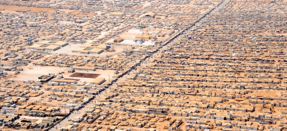 Z obozów dla uchodźców wyrosną miasta