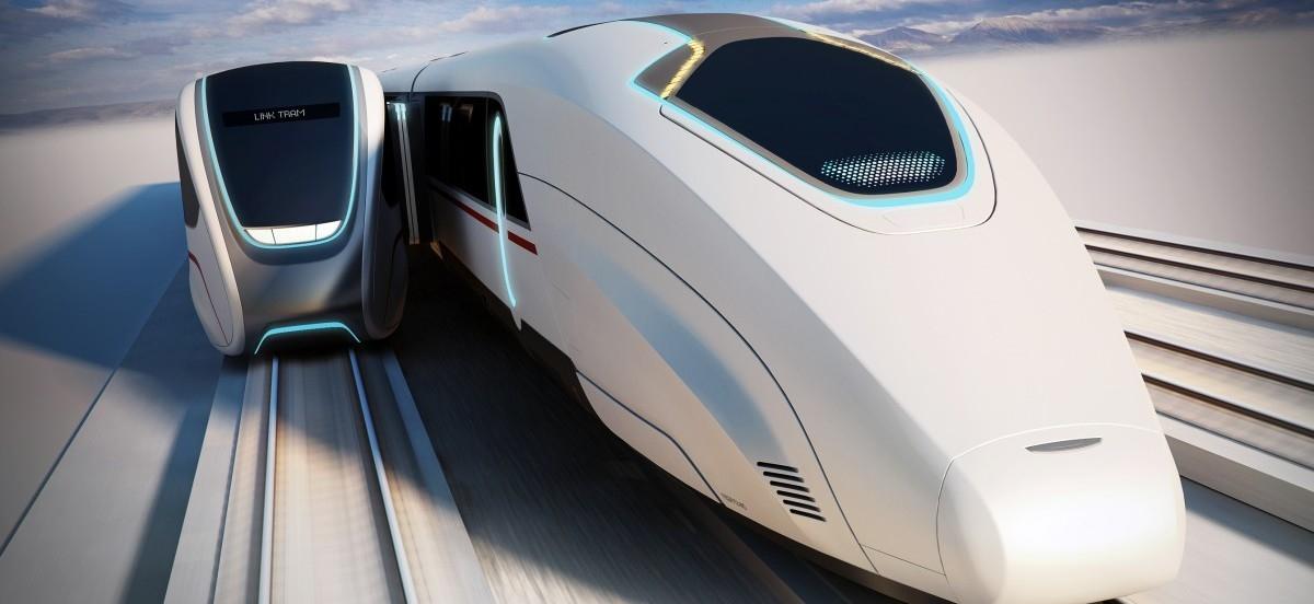 W przyszłości będziemy wysiadać z pędzącego pociągu
