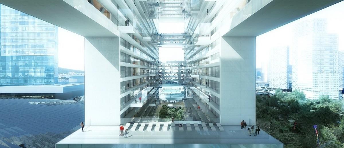 Najbardziej postępowy apartamentowiec świata