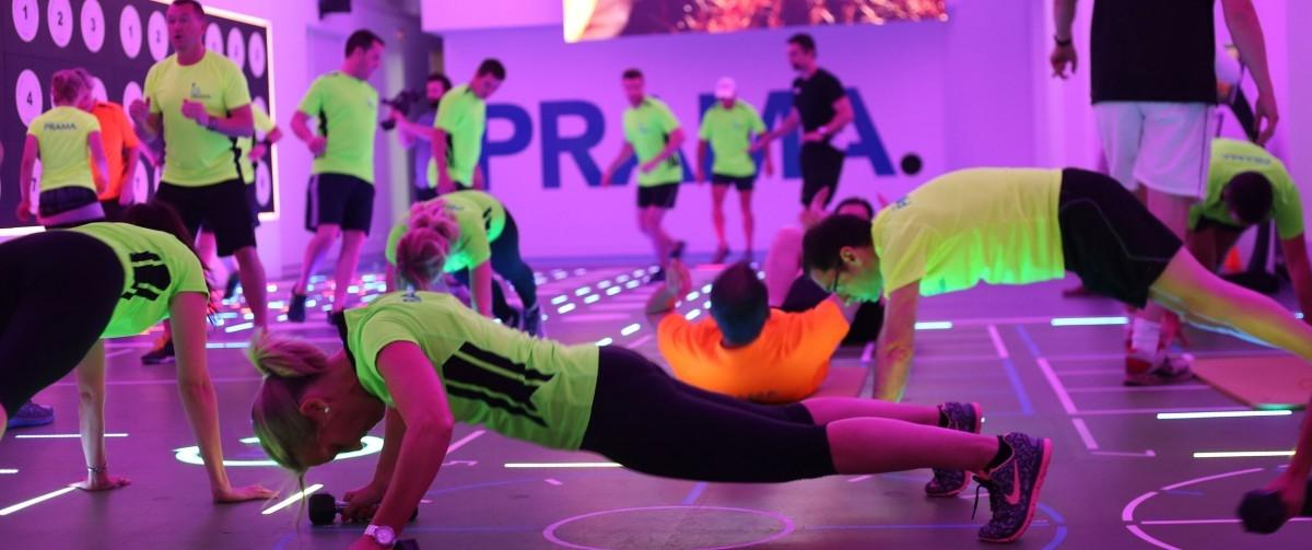 Ćwiczenia gimnastyczne też dopadła technologia