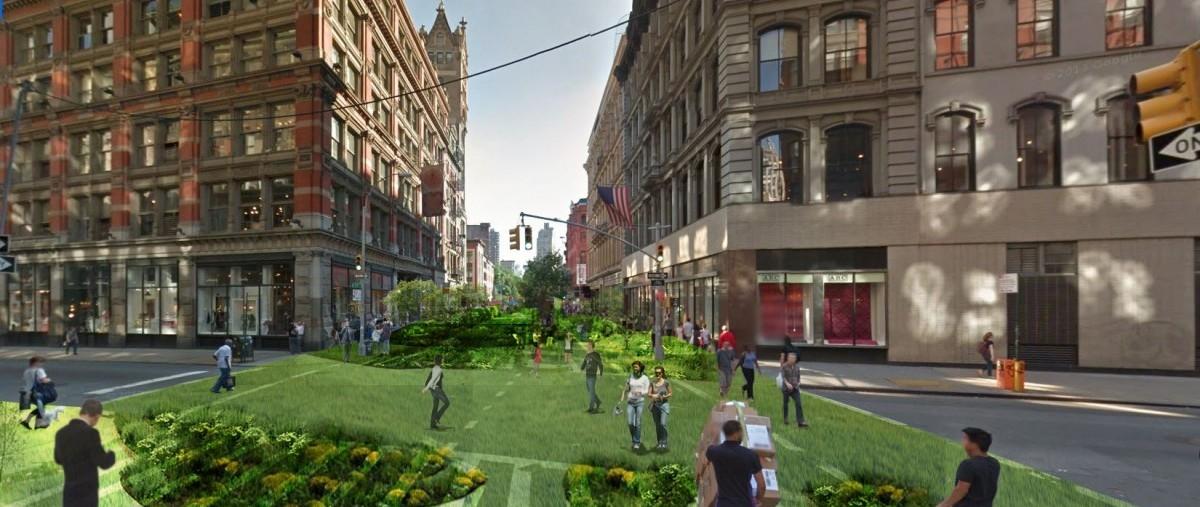 Czy Manhattan może stać się parkiem
