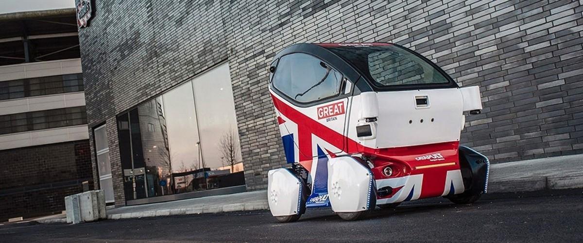 Anglicy szykują swoje drogi na autonomiczne auta