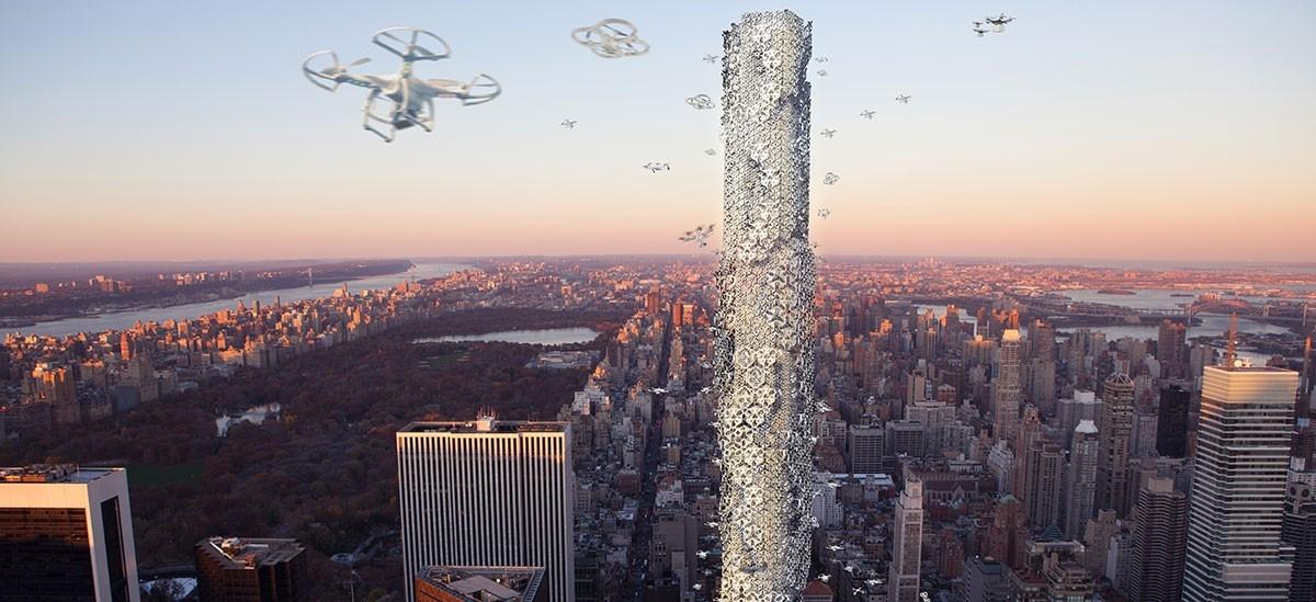 Noclegownia dla dronów