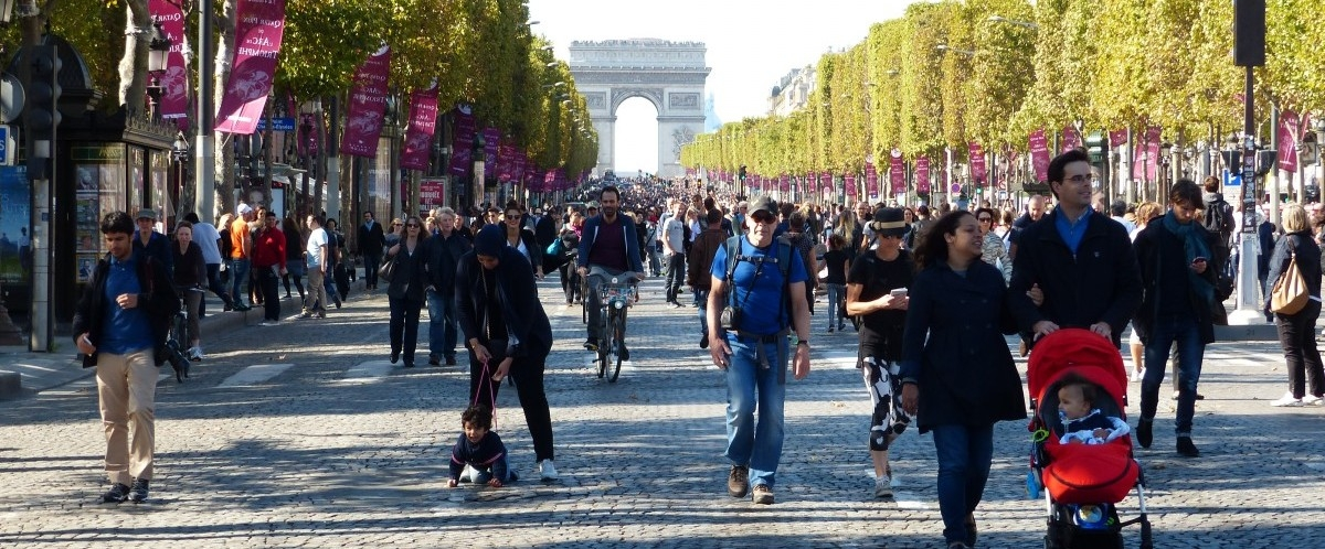 W Paryżu auta będą miały wolne niedziele