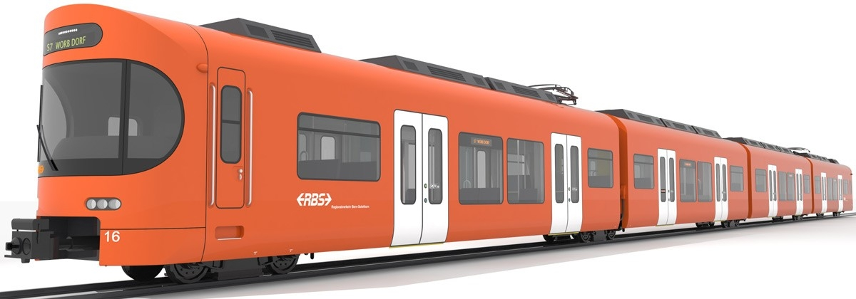 W Szwajcarii pasażerowie sami projektują sobie pociągi