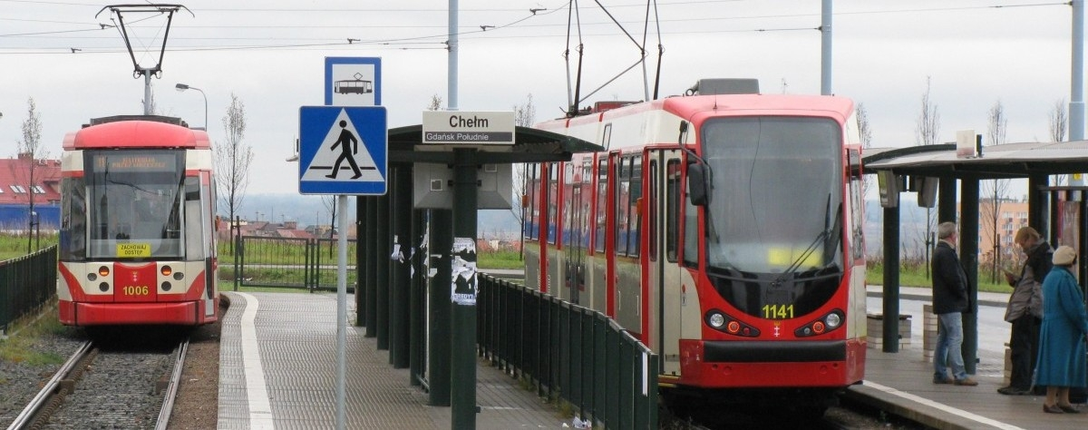 Piesi i tramwaje nie wchodzą sobie w drogę