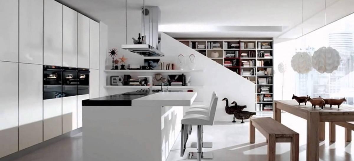 Biuro działa w domu, a życie płynie w kuchni: tak wygląda mieszkanie nadchodzącej dekady
