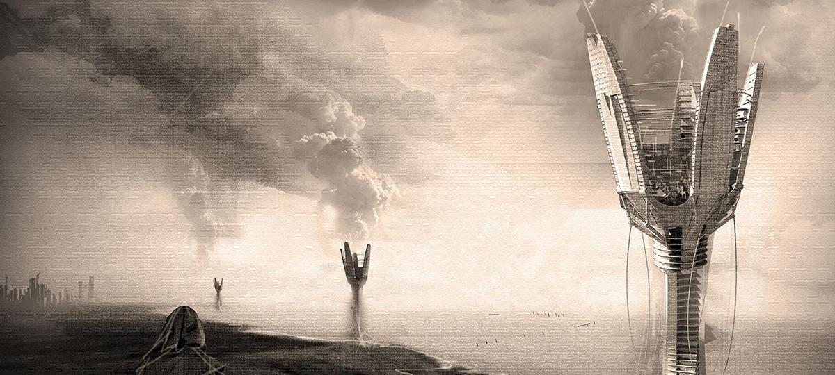 Rozcinacze chmur: wieżowce, które sprowadzają deszcz