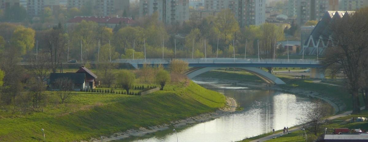 Miasta lgną ku rzece