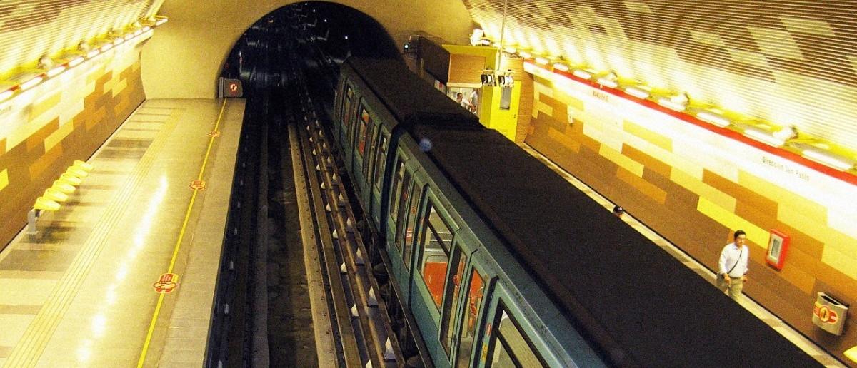 Metro zasilane zieloną energią