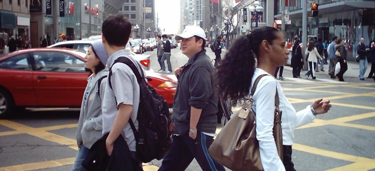 Paradoks ulicy: najbardziej kontrolowane skrzyżowania są najgroźniejsze dla pieszych