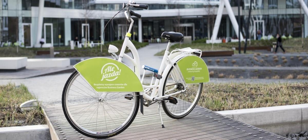 Pomysł na bike-sharing dla małych miast