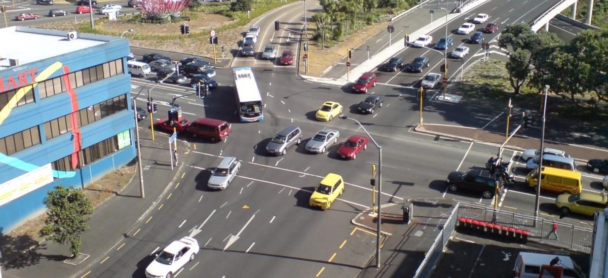 W Ameryce łowy na kierowców blokujących skrzyżowania