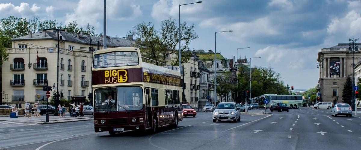 W Budapeszcie transport publiczny wypiera samochody