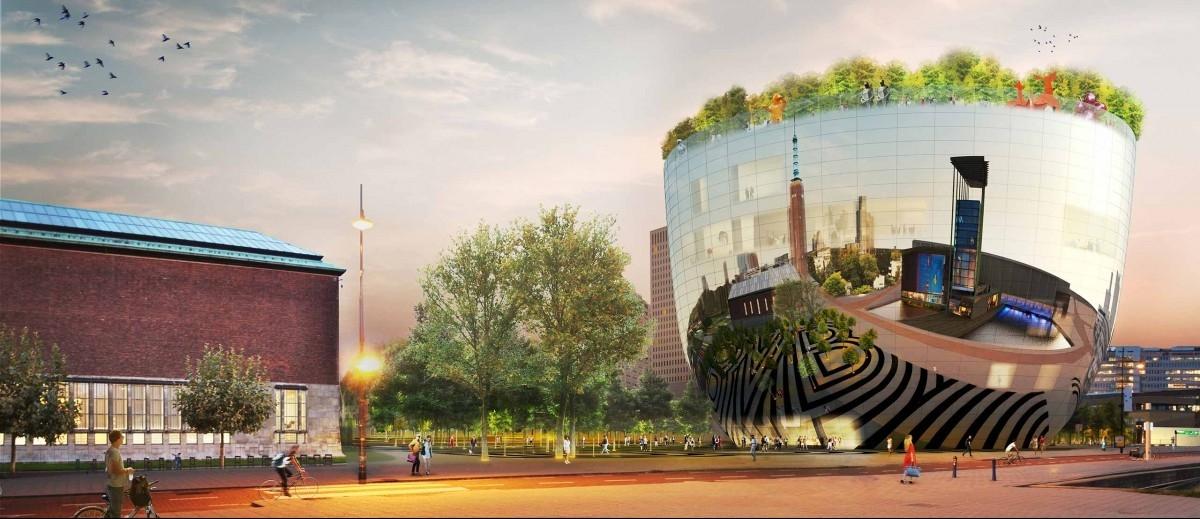 Rotterdam i jego projekty. Miasto nie z tej ziemi