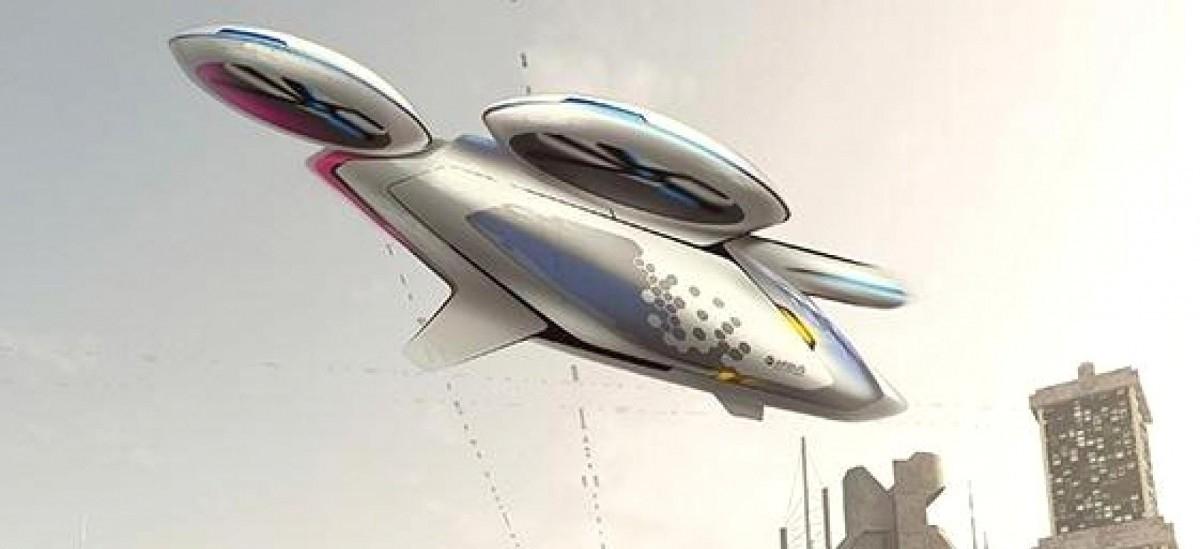 Airbus chce ominąć miejskie korki: autonomiczne taksówki wyśle w powietrze