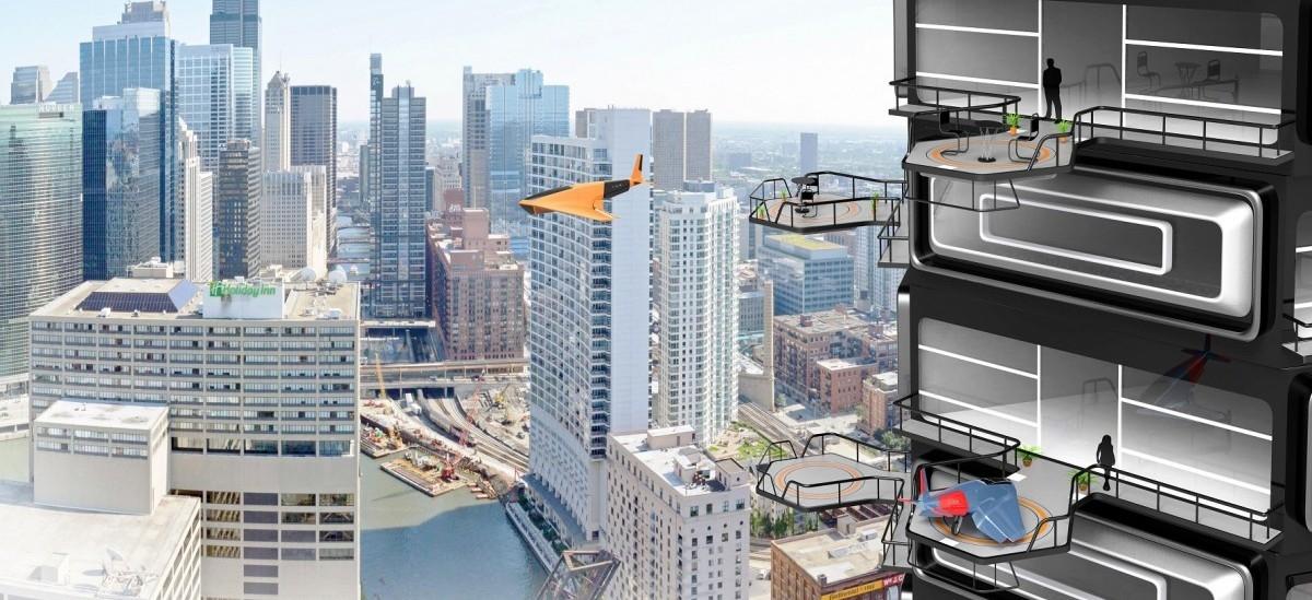 Czeka nas powiększanie balkonów. Tak aby drony miały gdzie lądować