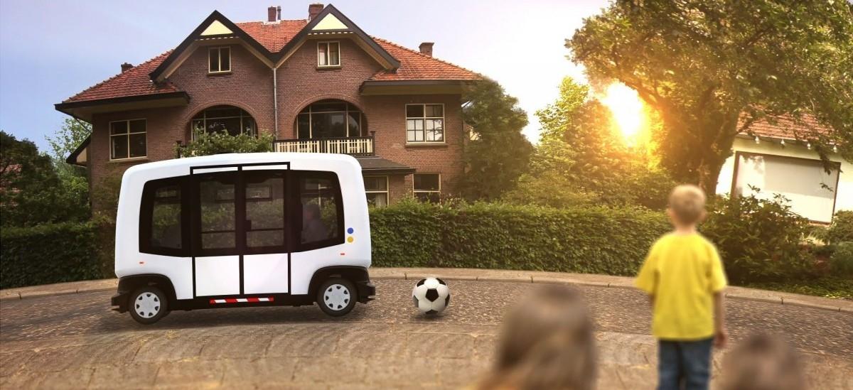 Helsinki organizują miejski transport przyszłości: flota autonomicznych busów zastąpi samochody