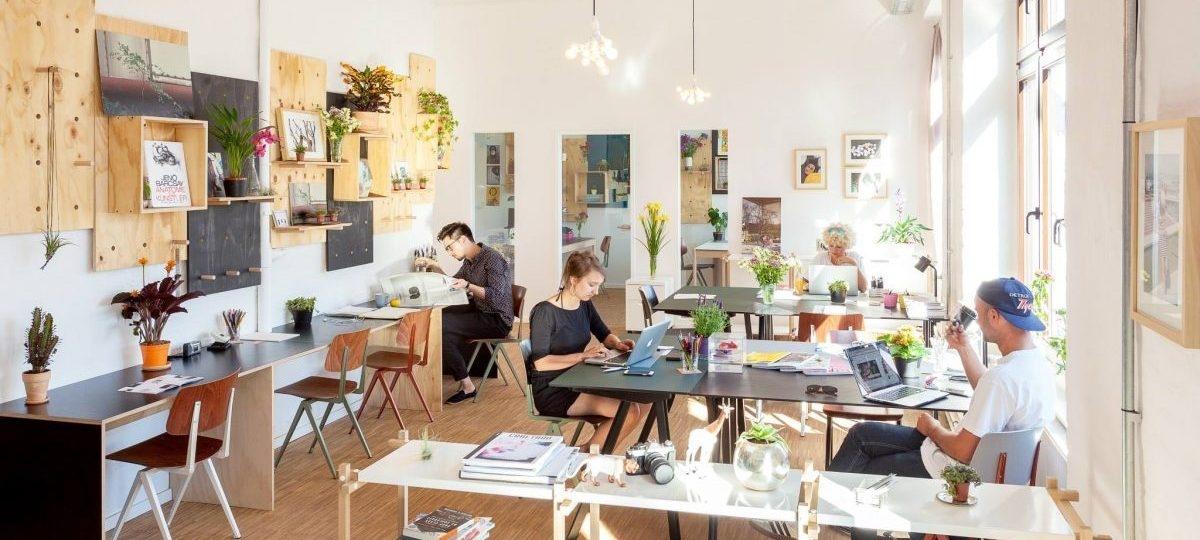 W Berlinie miejsce do pracy można wynająć za kilka dobrych zdjęć albo tekstów