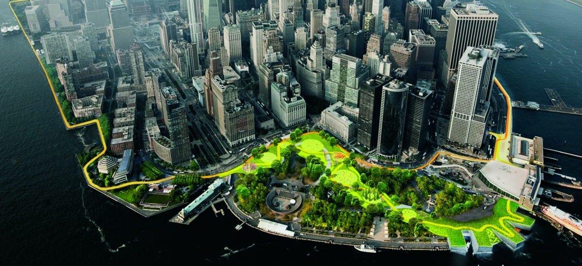 W Nowym Jorku szykuje się najfajniejsze wielkomiejskie nabrzeże