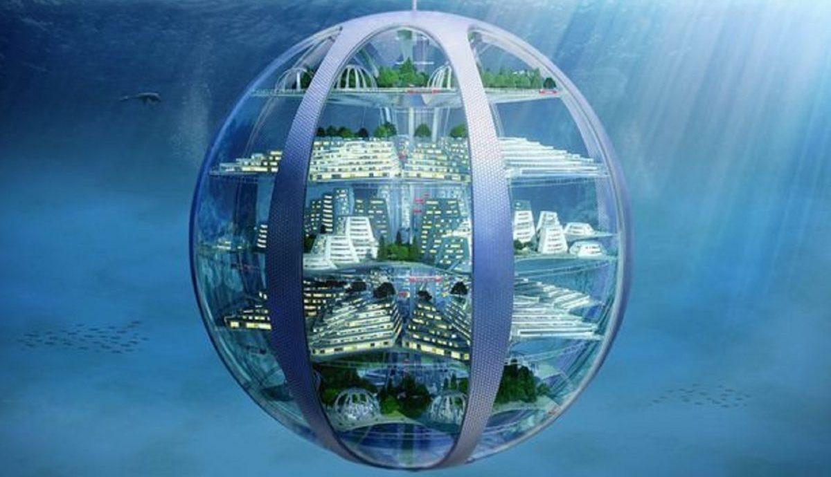 Wiek XXII będzie epoką podwodnych miast