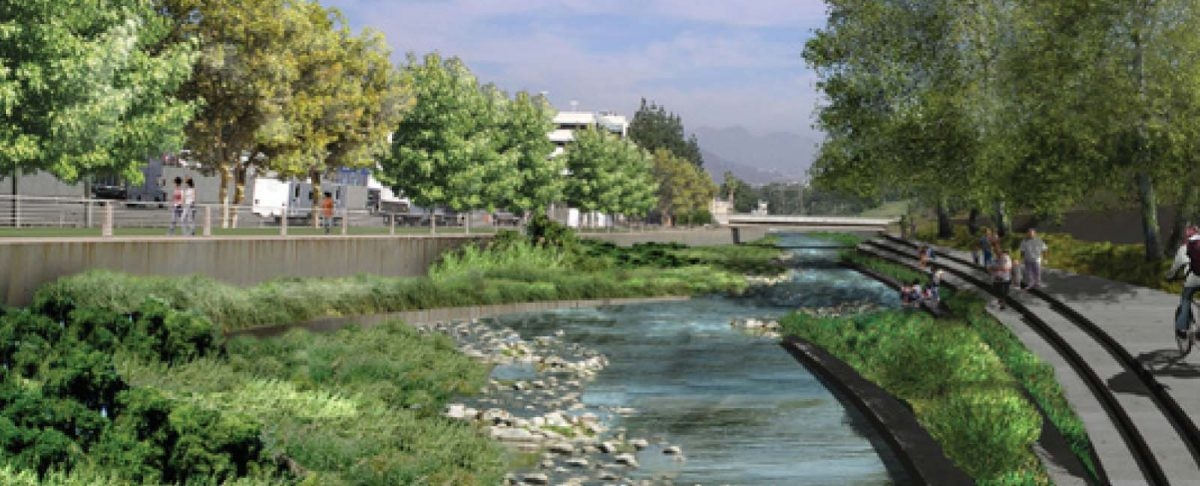 W Los Angeles przypomnieli sobie, że mają rzekę. Z jej biegiem tworzą tereny rekreacyjne