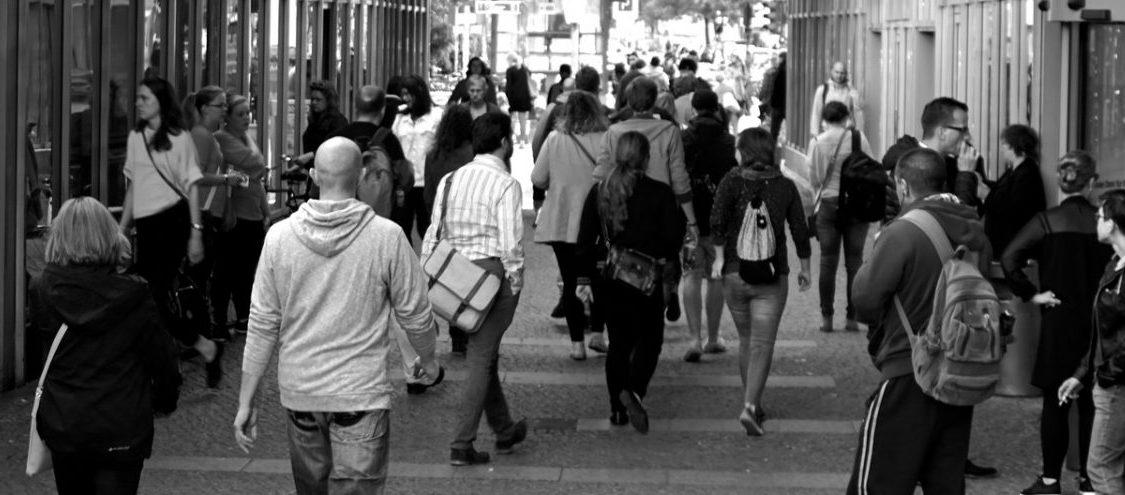 Pokolenie Y zrobi z Ameryki kraj dla pieszych