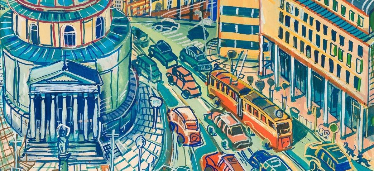 Planowanie przestrzeni miejskiej ma być teraz najważniejsze