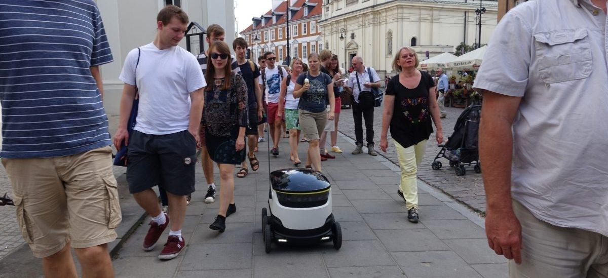 Już niebawem po drobne zakupy będzie jeździł robot