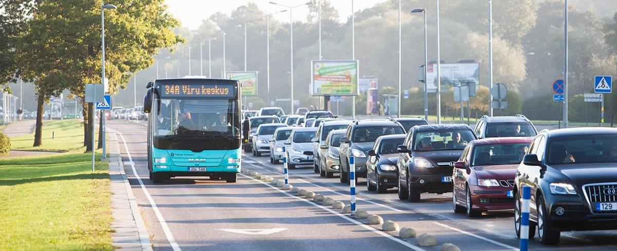 Darmowy transport publiczny: najpierw w Tallinie, a teraz w całej Estonii