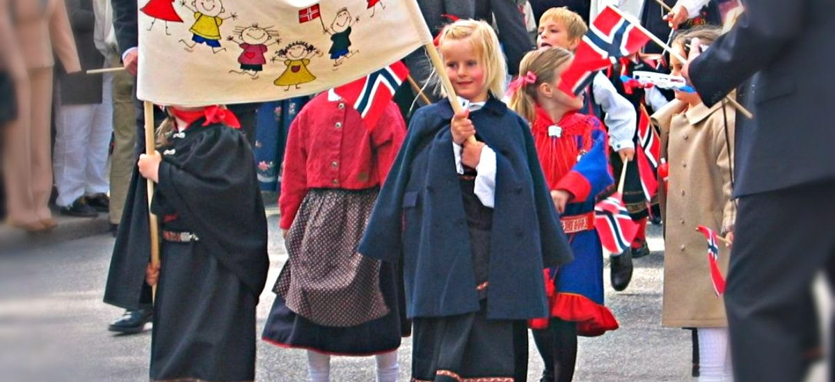 W Oslo uczniowie przeprojektowują ulice wracając ze szkoły
