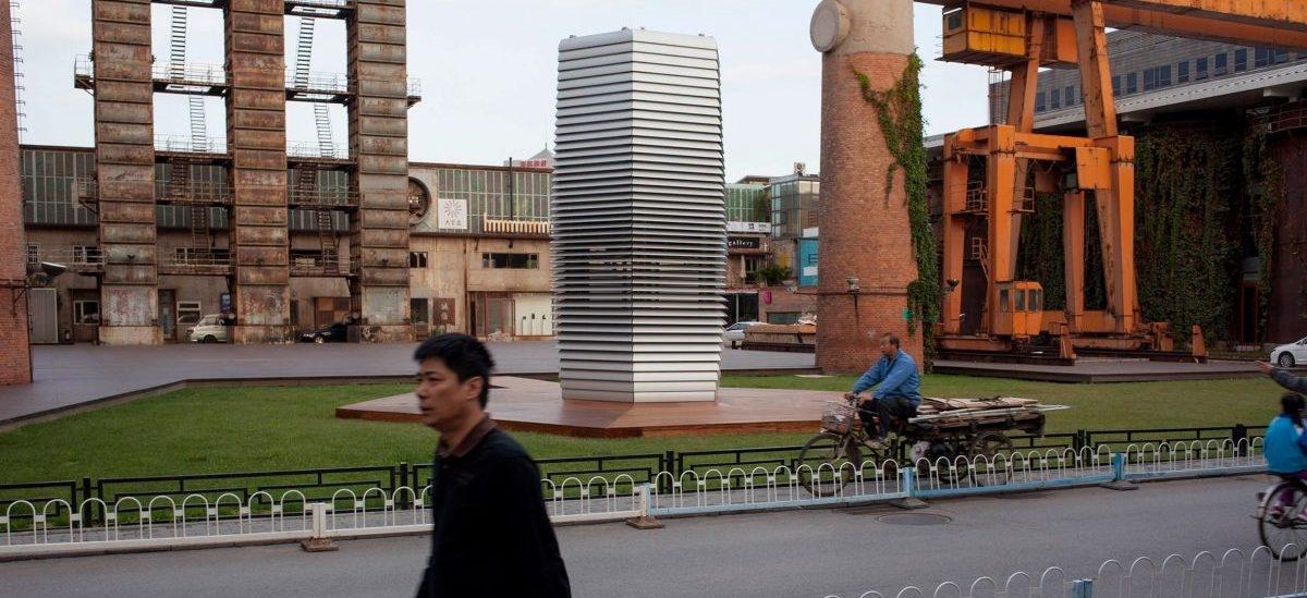 W Pekinie pierścionki produkują ze smogu