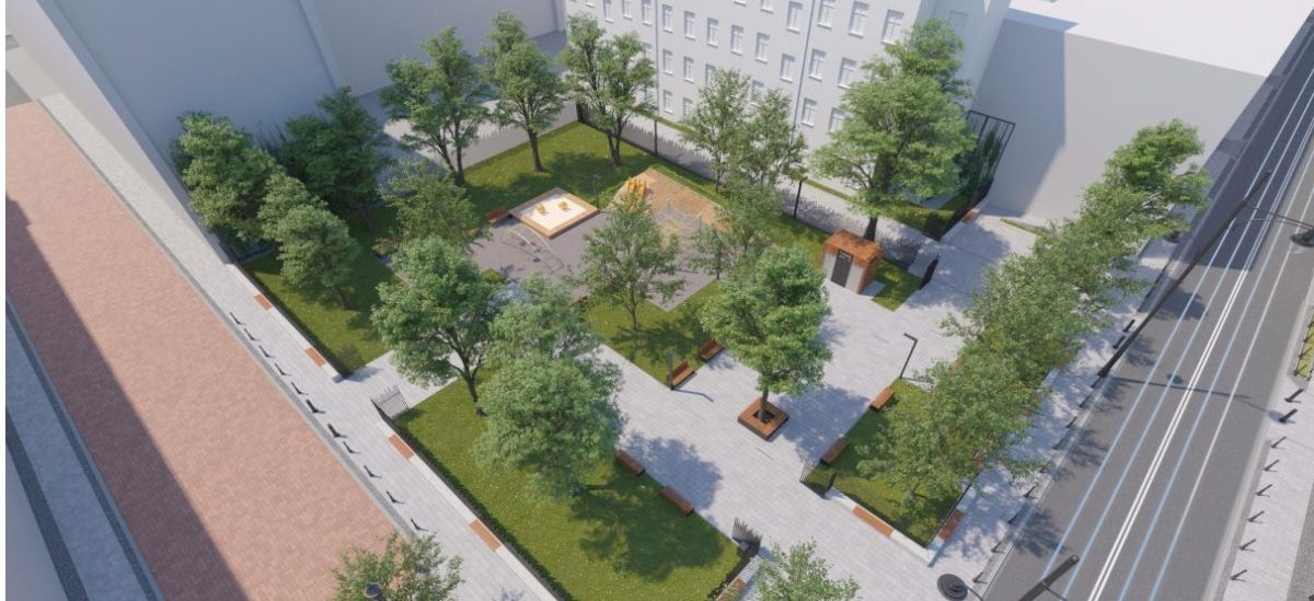 600 drzew dla Łodzi: śródmieście się zazieleni