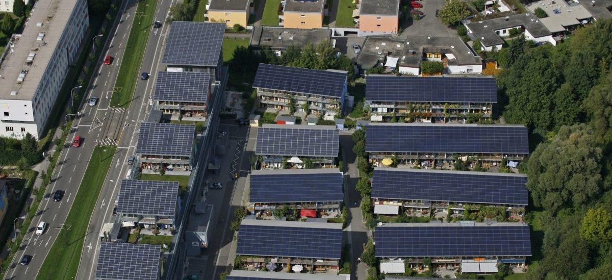 W Kalifornii wszystkie domy będą zasilane słońcem
