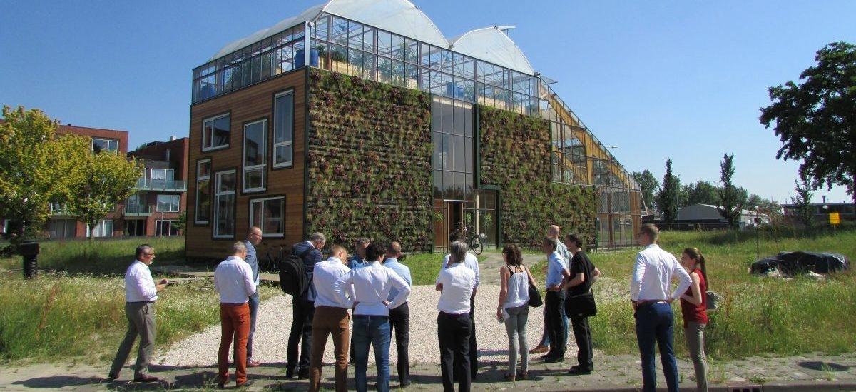 Eksperymentalne osiedle do testowania zrównoważonych technologii mieszkalnych