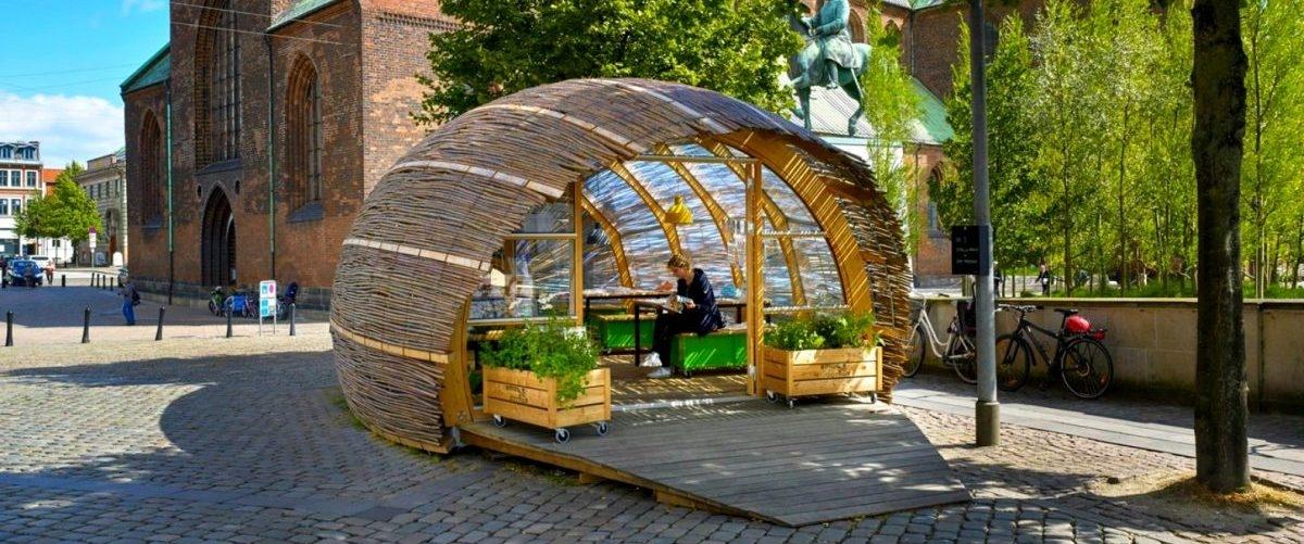 Przyuliczna ambasada miejskiego ogrodnictwa