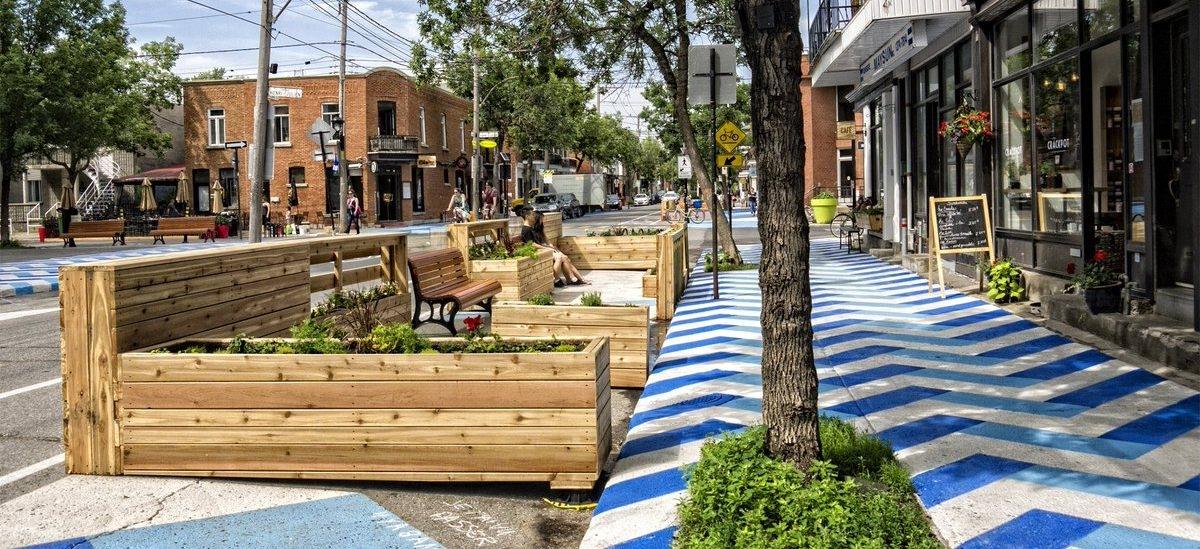W Montrealu ciągle eksperymentują z ulicami: którą da się wyłączyć z ruchu