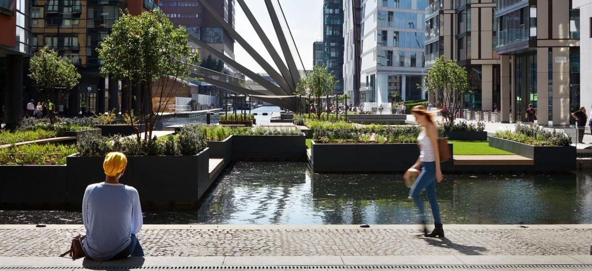 Parki kieszonkowe można też robić na wodzie