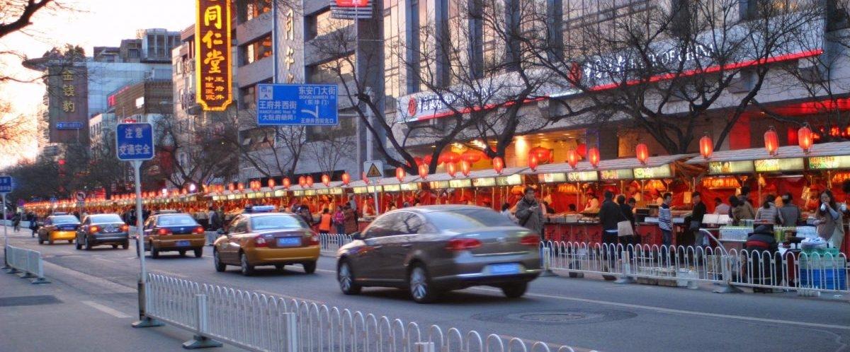 Na ulice Pekinu wyjedzie 67 tys. elektrycznych taksówek