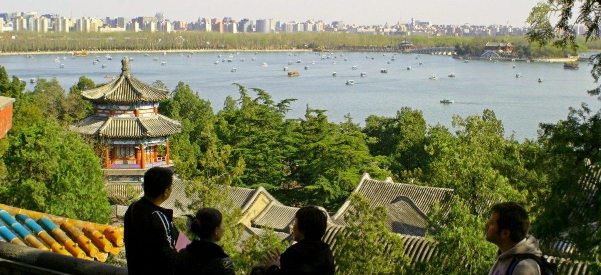 Pekin chce się osłonić zielonym pierścieniem drzew