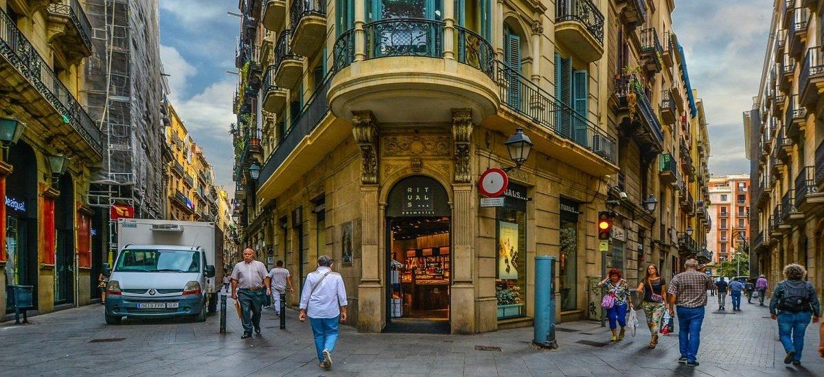 W Barcelonie zakaz wjazdu dla starych gratów
