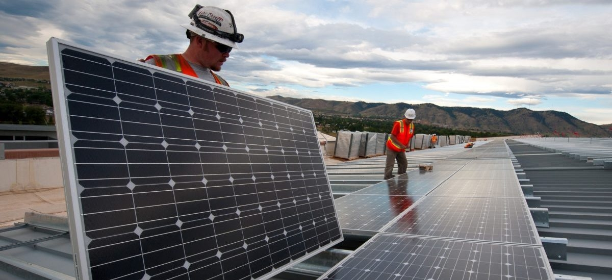 Solarny dach na wynajem