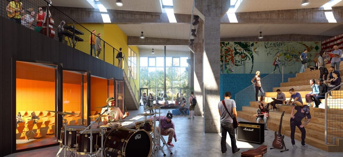 Festiwal muzyczny dorobił się własnej szkoły