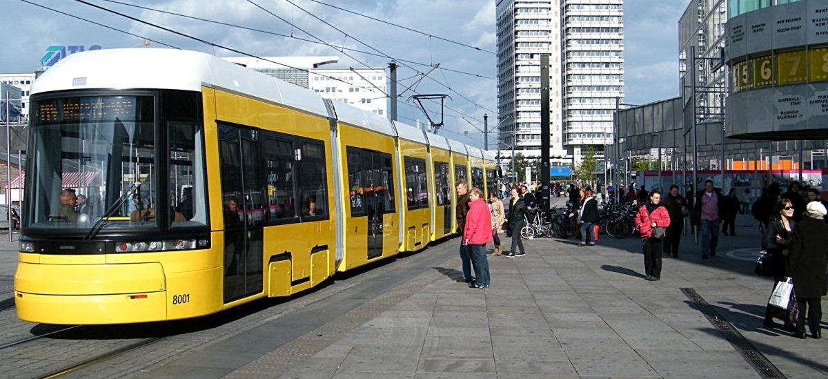 Tramwaje wracają do Berlina Zachodniego