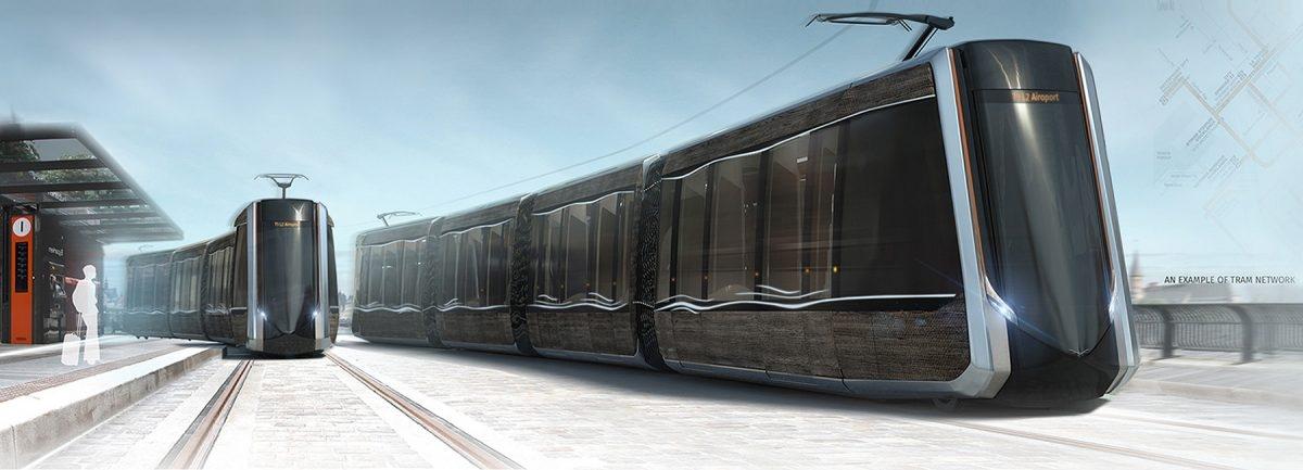 Europejski tramwaj przyszłości ma być gotycki