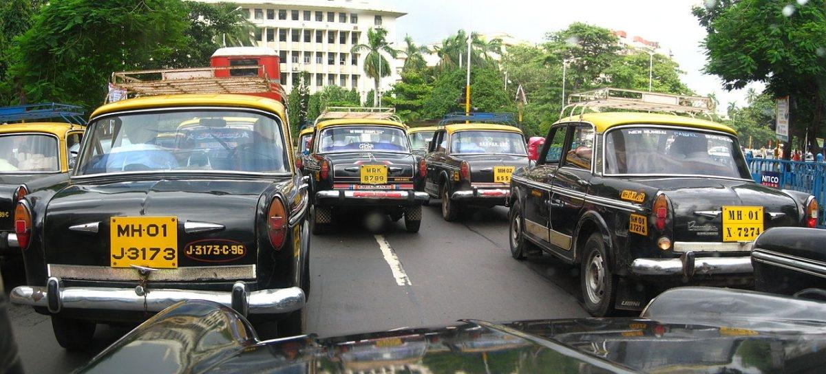 Taksówki w awangardzie elektromobilności