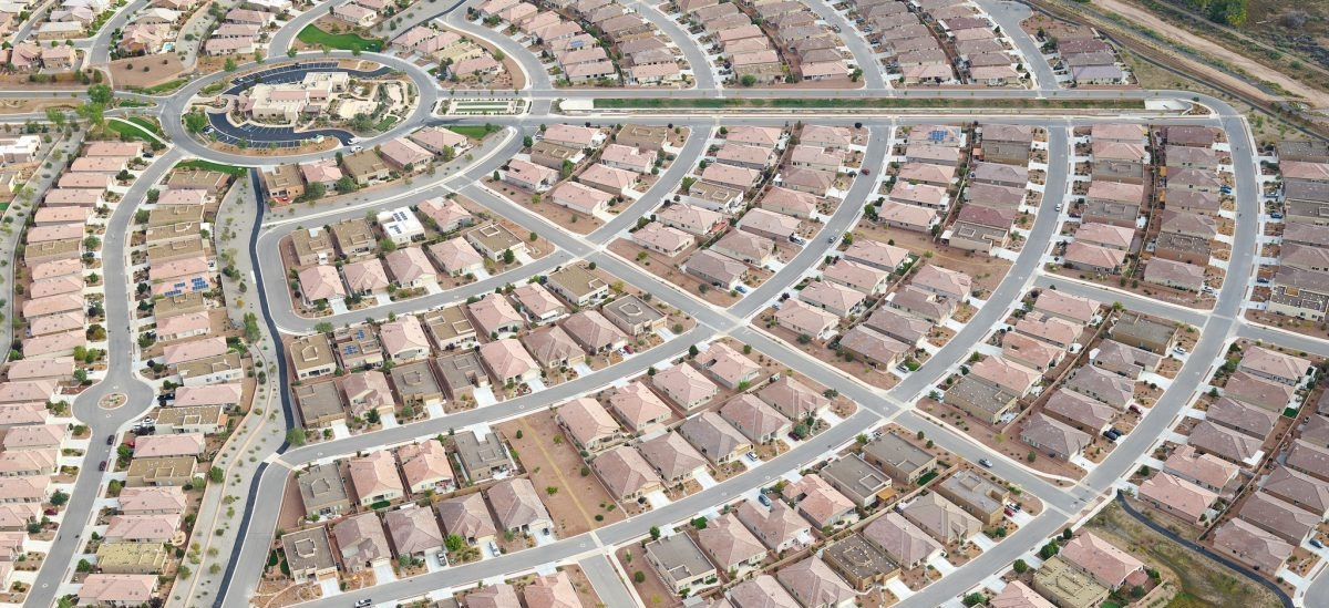 Rozlewanie się miast kosztuje, i to bardzo dużo