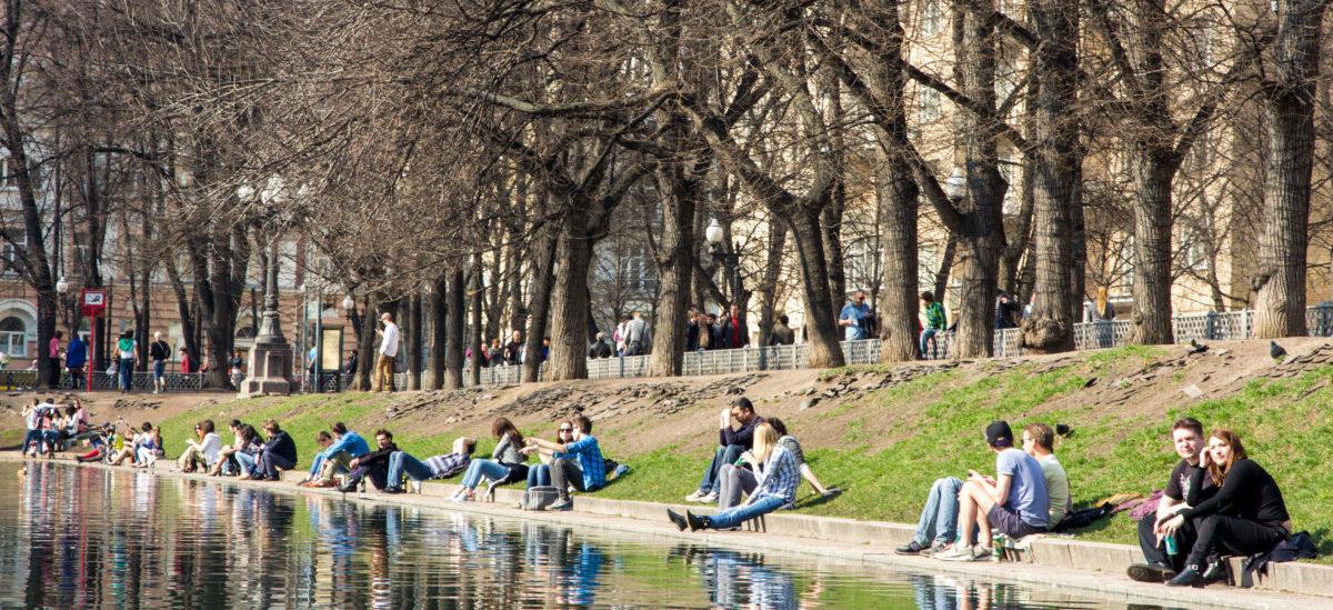 Hipsterzy bronią Moskwy przed nowobogackimi