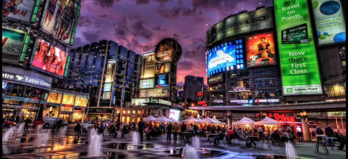 W Toronto postawili się sieciówkom