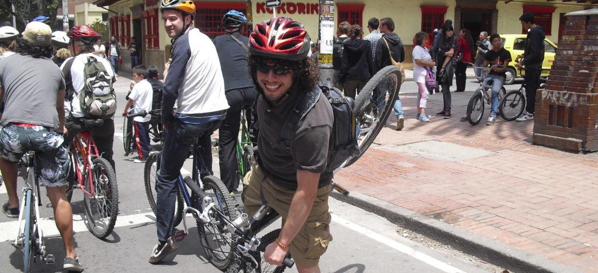 Bogota ma największą imprezę rowerową na świecie